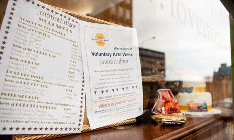 Voluntary Arts Week - More than amateur