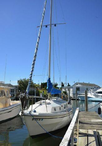 1977 Westerly Centaur 26 Sail Boat For Sale - www.yachtworld.com