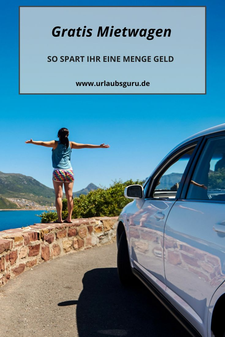 Ihr wollt ein Auto mieten und eine Menge Geld sparen? Hier erfahrt ihr, wie ihr komplett kostenlos einen gratis Mietwagen bekommt!