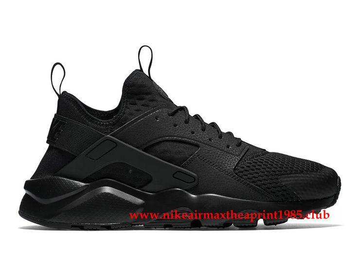 Nike Air Huarache (Air URH) Run Ultra Breathe Tout Noir 833147_001 Classique Hommes-1704150096 - Boutique Nike Vendre Chaussures Air Max Pas Cher,Livraison Gratuite!