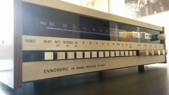 Tandberg TR-1000 - Pris: kr 2 000,-