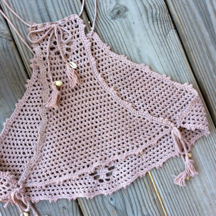 Free Crochet Bikini Patterns With Crochet Thread