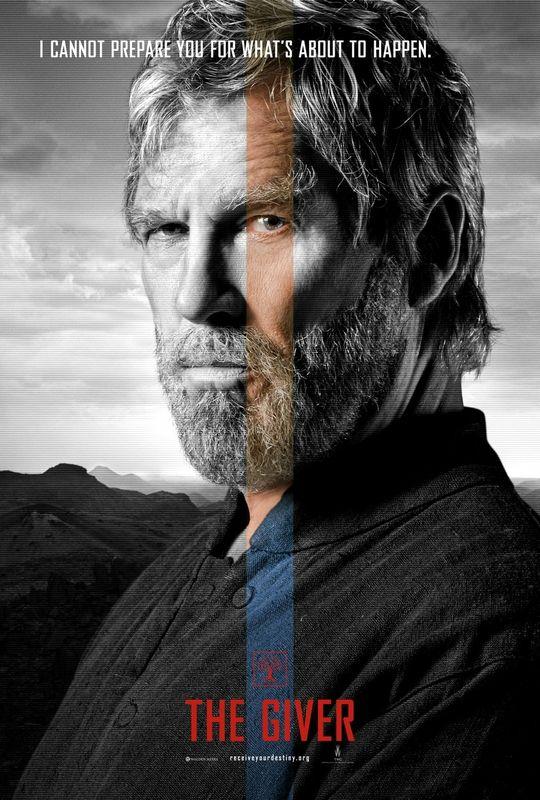 The Giver movie Jeff Bridges