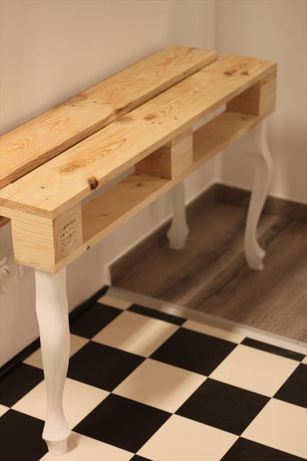 DIY Pallet #Multipurpose #Table | db