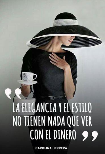 Frase Carolina Herrera