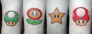 super mario bros 3 tattoo - Google Search