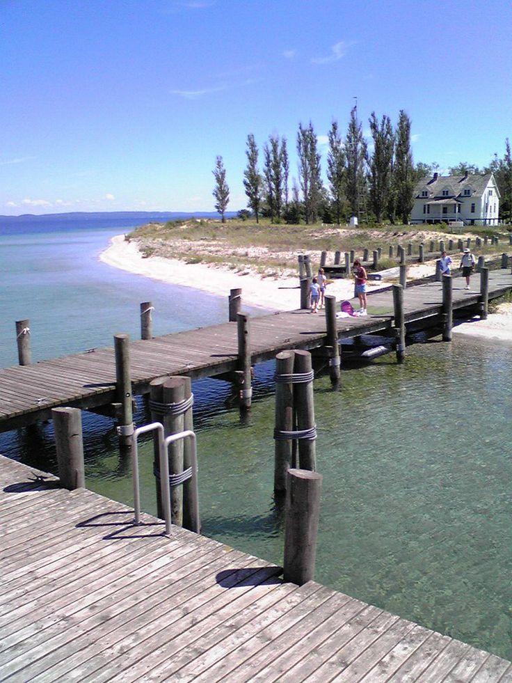 Water Island Ferry Dock