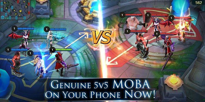 5 Hero Inisiator Pengendali Permainan di Mobile Legends