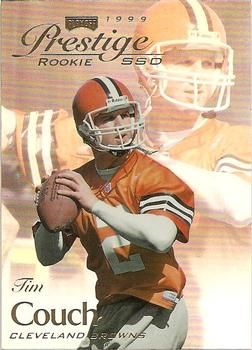 1999 Playoff Prestige SSD #B161 Tim Couch Front