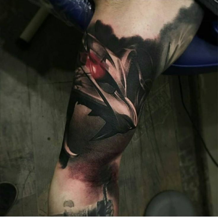 Witcher Tattoo Ink
