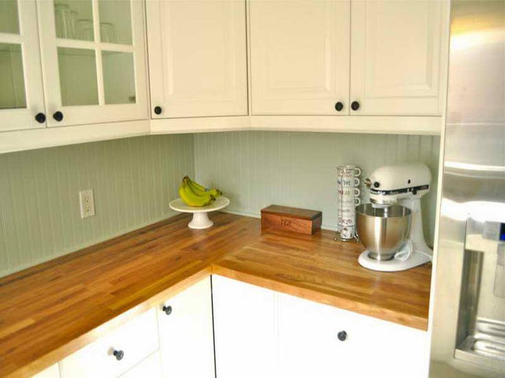 Creating Your Astonishing Kitchen Decor Sets With Stunning Butcher Block  Countertops Ikea Ideas : Stunning Knockout