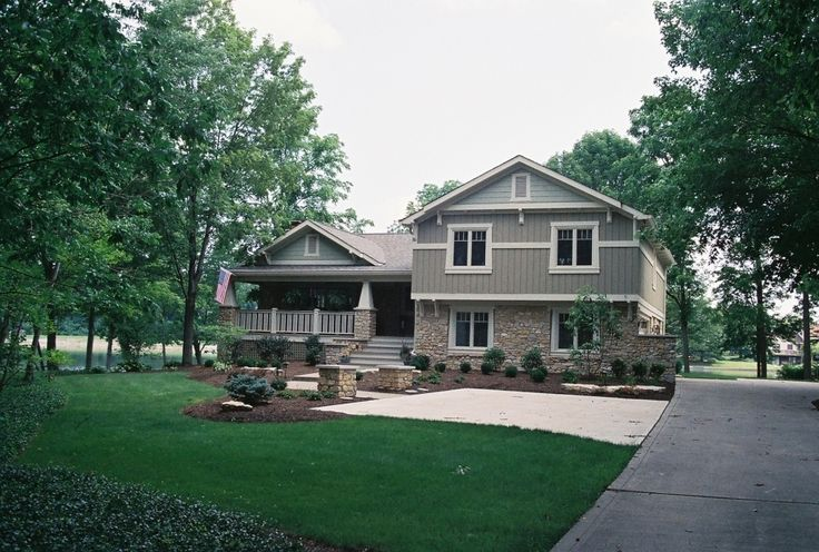 105 best images about exteriors tri levels on pinterest for Split level house remodel