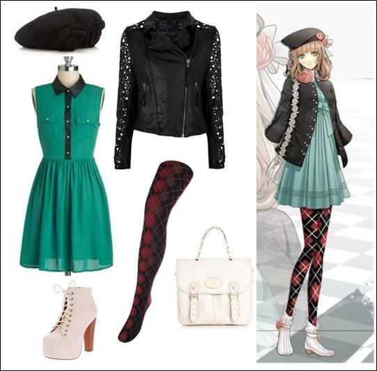 anime themed clothes - Google Search
