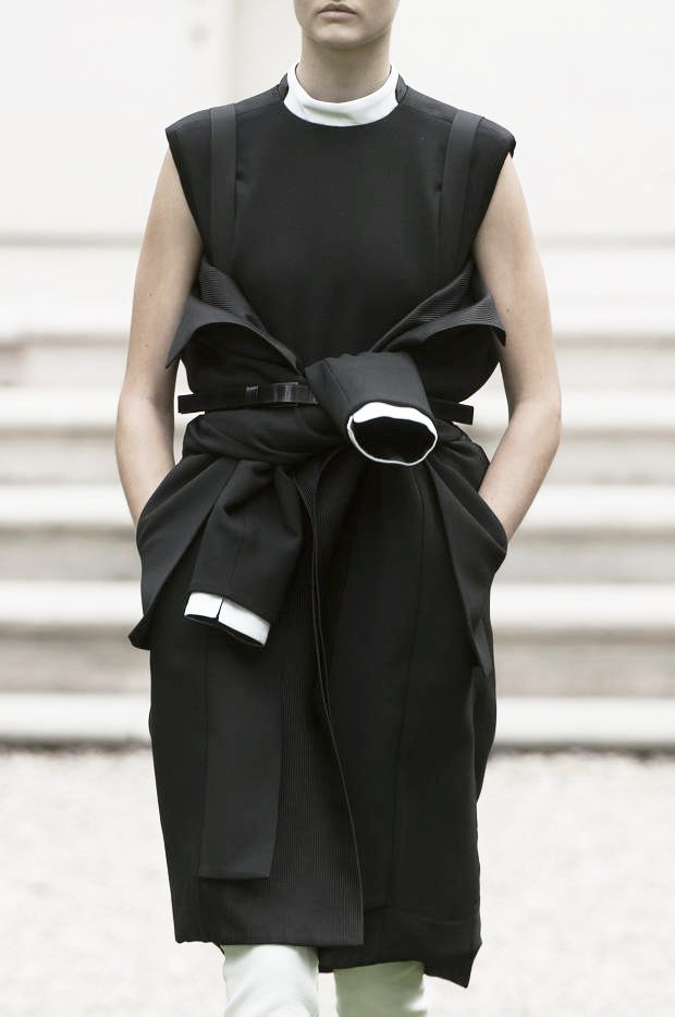 Rad Hourani Unisex Haute Couture Fall Winter 2013