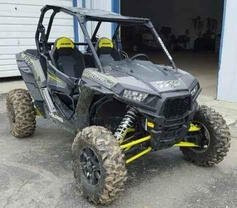 Used 2016 Polaris  RZR1000XP RZR 1000 RZR1000 1000XP - Payments OK ATVs For Sale in Ohio. runs and rides like brand new only 150 miles runs and sounds like new ... go to w w w . racersedge411. com
