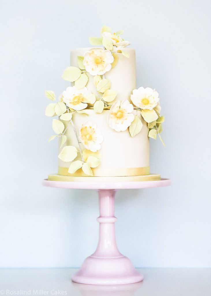 The Prettiest Ideas For A Spring Pale Yellow Wedding Theme