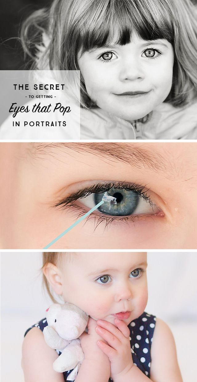 The Secret to Getting Eyes That Pop In Portraits (via Bloglovin.com )