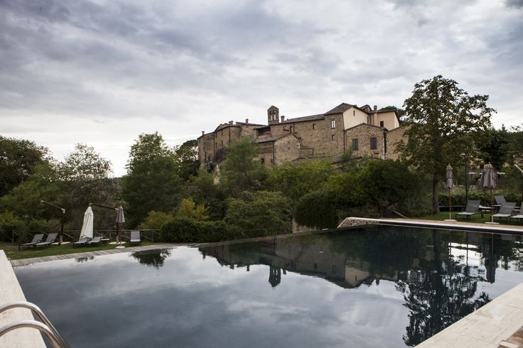 A beautiful luxury venue in a Castel in chiantichire