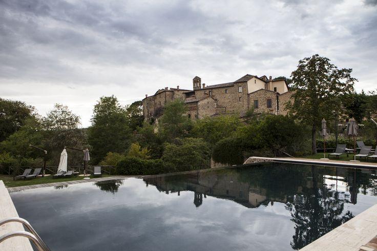 A beautiful luxury venue in a Castel in chiantichire