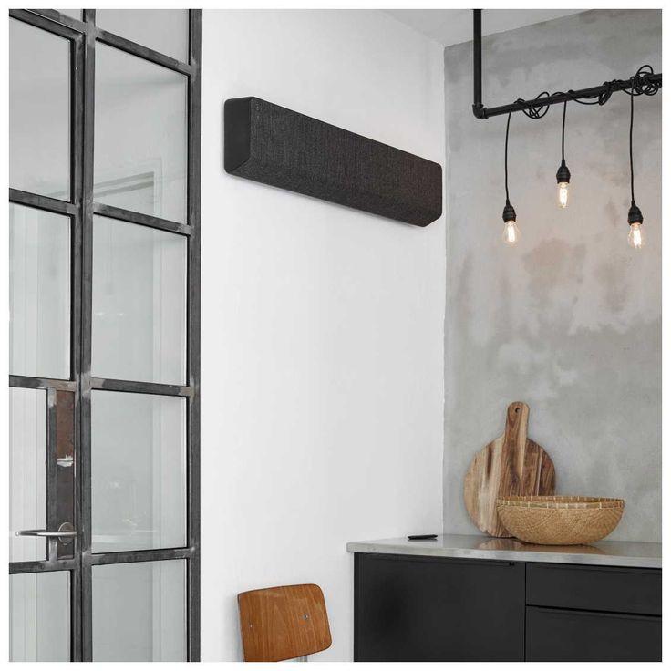 De #Stockholm is een #designspeaker met klasse en perfect voor je woonkamer of keuken. Dit model van #Vifa kun je gemakkelijk aan de muur bevestigen, waar de strakke vormgeving hem een laat worden met je interieur. Stream eenvoudig muziek met je telefoon, tablet, computer en TV middels technieken als Bluetooth en Apple #AirPlay!