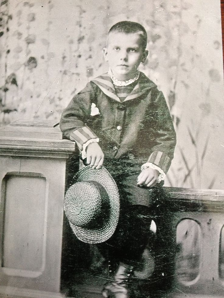 My Great Grandfather Robert Polson