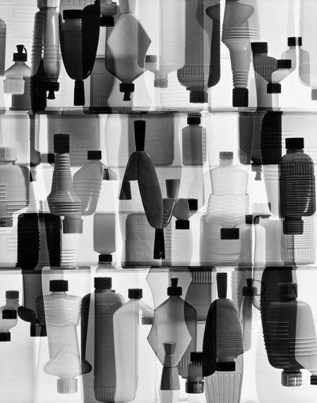 Peter Keetman  Plastic Bottles, 1963 29,4 x 23 cm Gelatin silver print  ©…