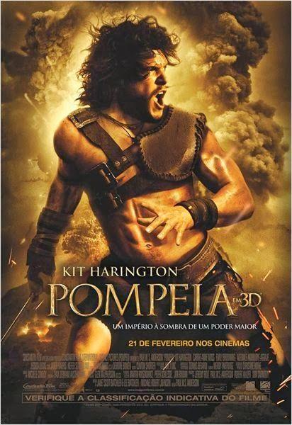 BOAS NOVAS: Pompeia - Filme(2014)