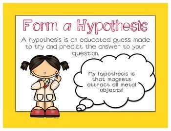 "SCIENTIFIC METHOD POSTERS - These posters go along with BrainpopJR Video, ""The Scientific Method"" Very Cute!!   http://www.teacherspayteachers.com/Product/Scientific-Method-Posters-1326207                                                                                                                                                                                 More"