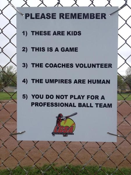Little Kids Baseball - This should be legally required at every baseball field in the world.