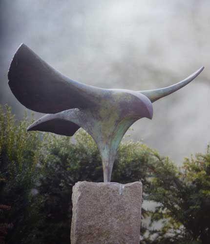Lockbund Sculpture Gallery - Artists - Bridget McCrum