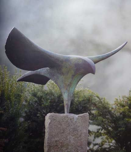 Lockbund Sculpture Gallery - Artists - Bridget McCrum #TaraMedium