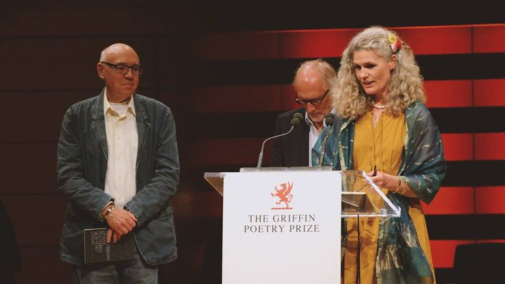 """Translators Per Brask and Patrick Friesen and poet Ulrikka S. Gernes read """"On H.C. Andersen Boulevard during rush hour"""" from the collection """"Frayed Opus for Strings and Wind Instruments"""" (Brick Books), shortlisted for the 2016 Canadian Griffin Poetry Prize. The reading took place at Koerner Hall in Toronto, Canada on June 1, 2016."""