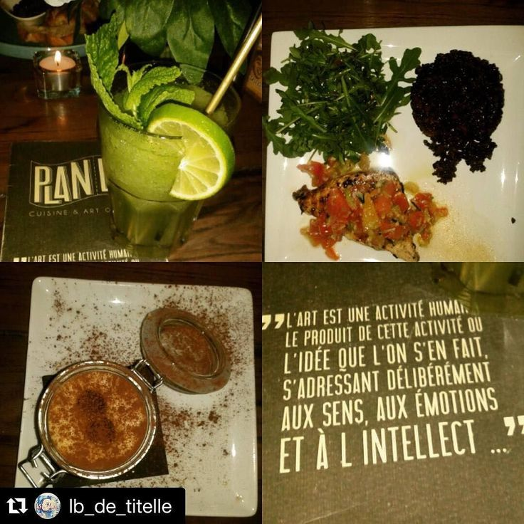 #Repost @lb_de_titelle !  Soirée filles : le repas...     #haveabreakanddrinkmojito #mojito #mojitofrozen #cocktail #cocktailhour #cheers #drinkpositive  #espadon #rougail #riznoir #tiramisuoreo #tiramisu #oreo #quote #food #foodlover #foodphotography #foodstagram #foodporn #foodgasm  #restaurant #artcafe #onestpasmalici  #parcequelescopinescestsacre #destress #sundayfunday #igerstoulon #instacool #picoftheday  Encore Merci @lb_de_titelle  ! by plan_b_hyeres