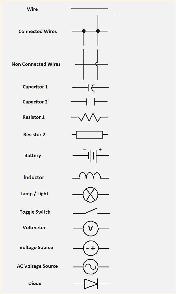 A Beginner S Guide To Circuit Diagrams Electrical Engineering Electrical Circuit Diagram Electrical Engineering Electrical Engineering Projects