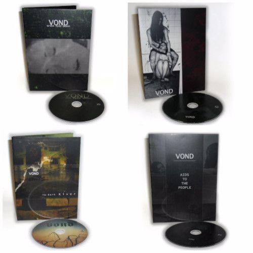 VOND 4 CD Bundle