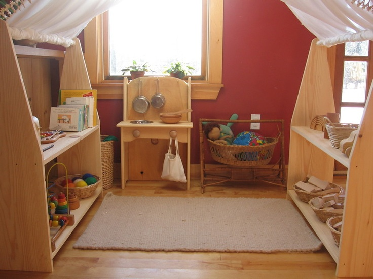 Tented play space