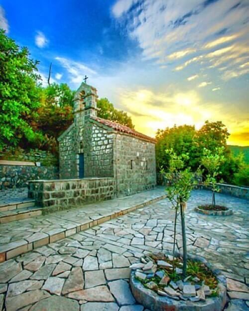 Lustica Peninsula churches offer a peek into traditional life in Montenegro