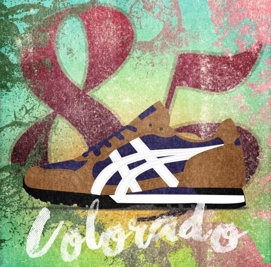 Onitsuka Tiger Colorado Eighty-Five | PERSONAL WORK | by laurynboc https://www.behance.net/laurynboc  # OnitsukaTiger #graphicdesign #photoshop #illustration