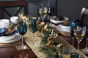 Caminos de mesas navideños