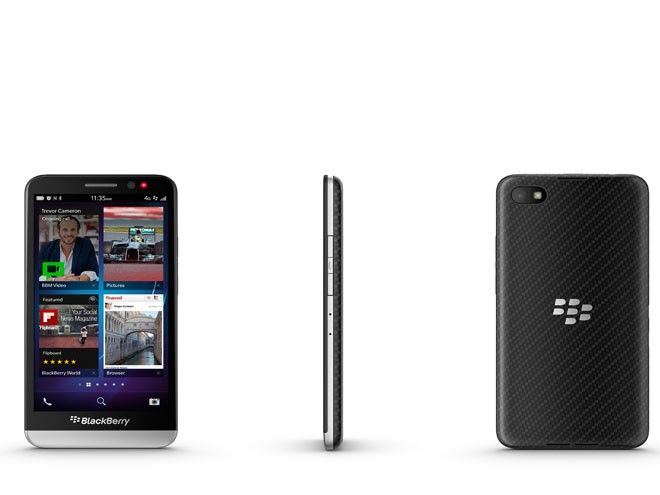 #BlackBerry tendrá un phablet en el mercado.
