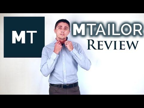 My review of MTailor - Modern Tailor's Online Tailoring service. #styled247