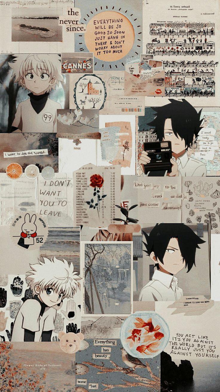 Ray Killua With Images Cute Anime Wallpaper Anime Wallpaper