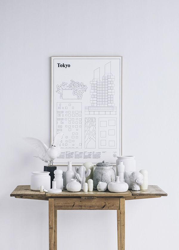 Giveaway: Tokyo Print by Studio Esinam - emmas designblogg