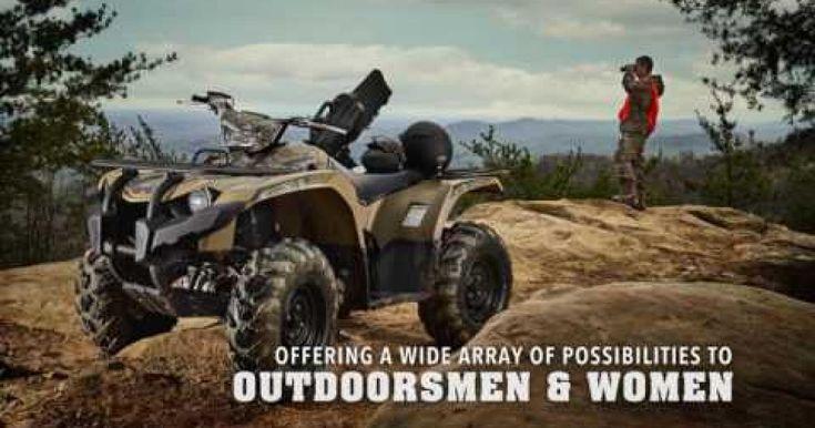 2018 Kodiak 450 ATV intro video