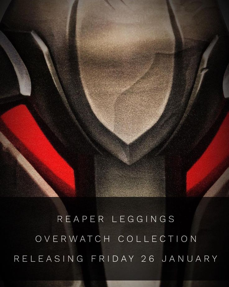 You asked for it we're ready...Overwatch is coming! Friday 26th January 9.30am UK time    #leggings #activewear #gymwear #legging #sportswear #gymclothes #pants #xbox #streamer #xboxone #gamergirl #twitchtv #overwatch #blizzard #reaper #playofthegame #overwatchcosplay