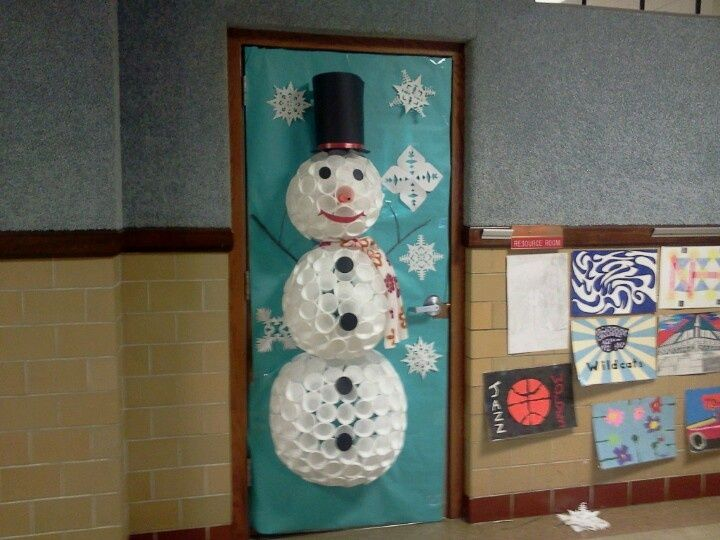 Pinterest Classroom Door Decorating | Classroom Door Christmas Decorations  | Bulletin Board Ideas