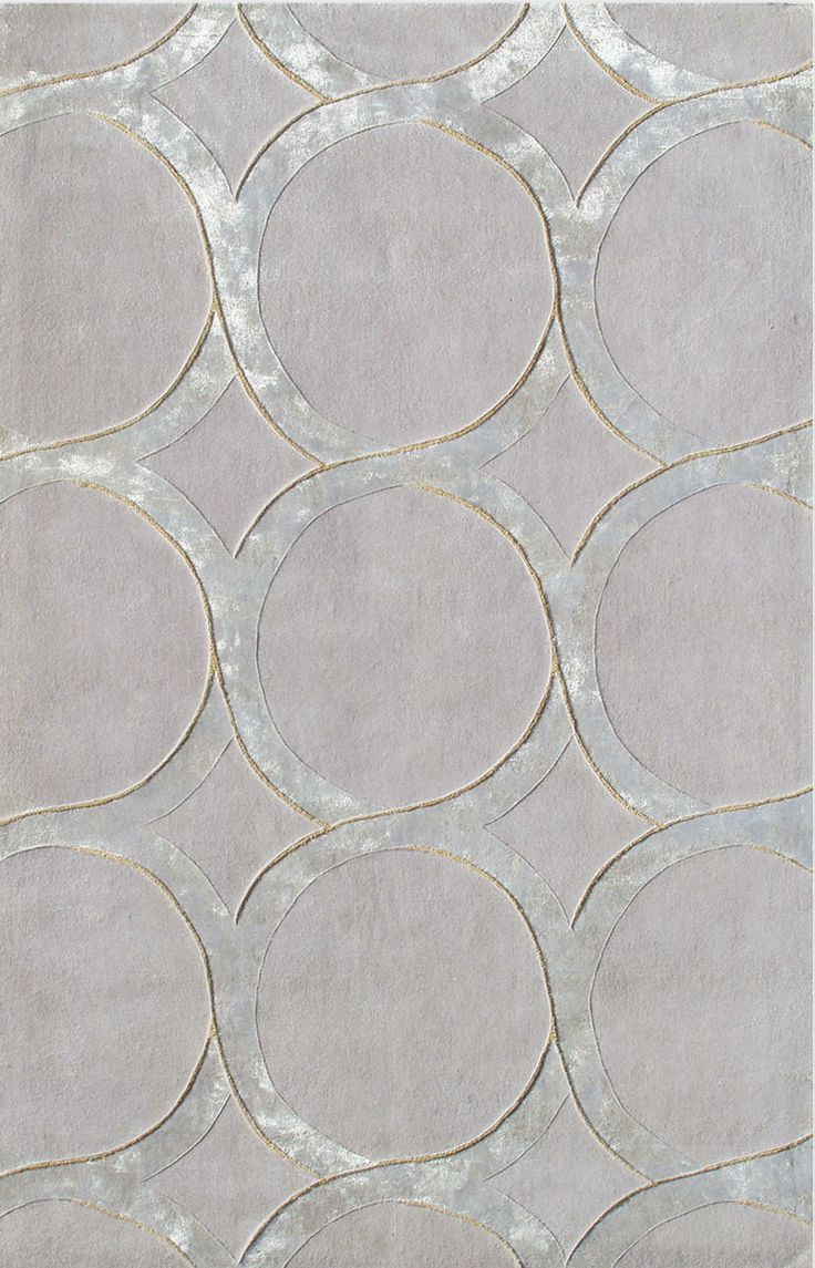 Rexford 44157 Hedy Silver Rug From The Pangea Textured Rugs Iii Collection At Modern Area