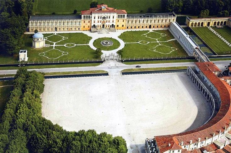 Villa #Contarini a Piazzola sul Brenta, #Veneto, Italy