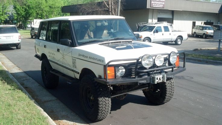 Lifted Land Rover For Sale - Google Search
