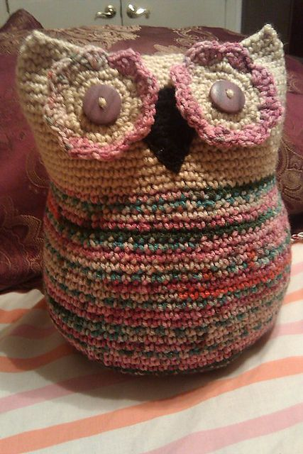 Ravelry: Owl Toy pattern by Bernat Design Studio